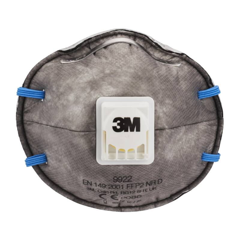 masque 3m p2